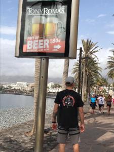 WLM Haavisto #16, Playa de las Americas 2018